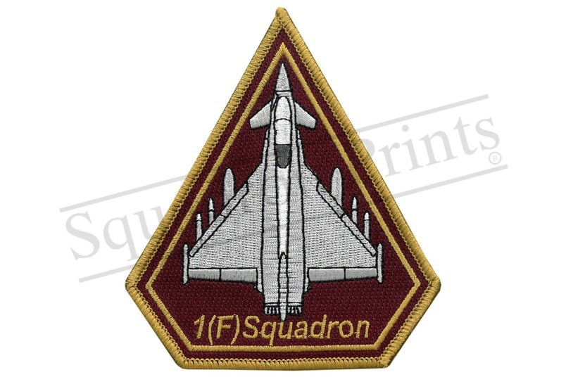 1 Sqn Typhoon Patch 2019